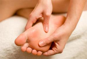 tintelende voeten